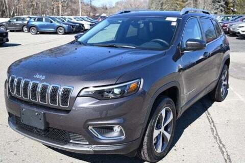 2021 Jeep Cherokee for sale at 495 Chrysler Jeep Dodge Ram in Lowell MA