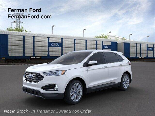 2021 Ford Edge for sale in Clearwater, FL