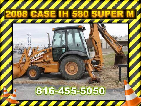 2008 Case IH  580 SUPER M for sale at Northland Auto Sales in Kansas City MO