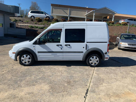2010 Ford Transit Connect for sale at State Line Motors in Bristol VA