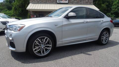 2017 BMW X4 for sale at Driven Pre-Owned in Lenoir NC