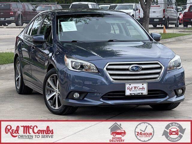 2017 Subaru Legacy for sale in San Antonio, TX