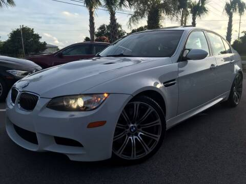 2009 BMW M3 for sale at Gulf Financial Solutions Inc DBA GFS Autos in Panama City Beach FL