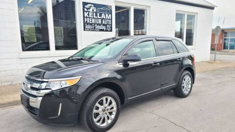 2013 Ford Edge for sale at Kellam Premium Auto Sales & Detailing LLC in Loudon TN