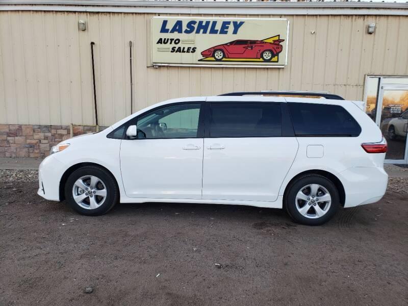 2020 Toyota Sienna LE 8-Passenger 4dr Mini-Van - Mitchell NE
