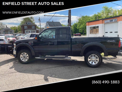 2008 Ford F-350 Super Duty for sale at ENFIELD STREET AUTO SALES in Enfield CT