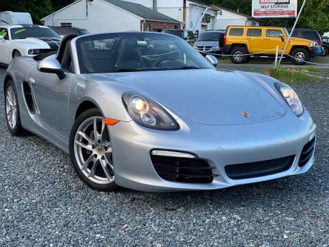 2015 Porsche Boxster for sale at A&M Auto Sales in Edgewood MD