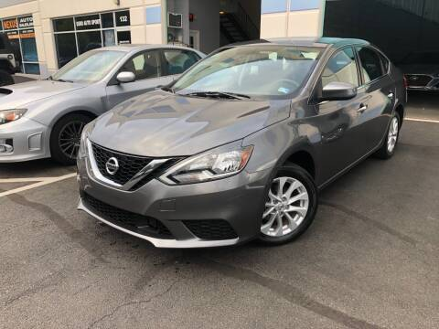 2018 Nissan Sentra for sale at Best Auto Group in Chantilly VA
