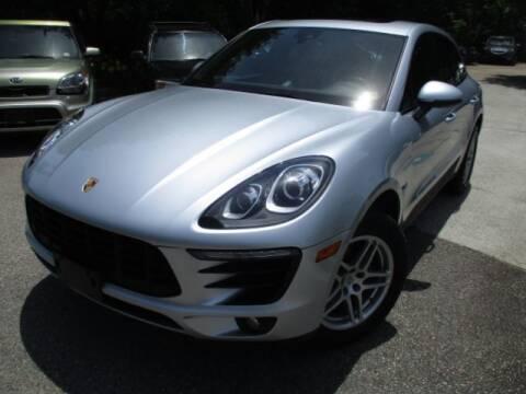 2017 Porsche Macan for sale at Elite Auto Wholesale in Midlothian VA