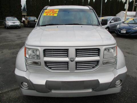 2011 Dodge Nitro for sale at GMA Of Everett in Everett WA