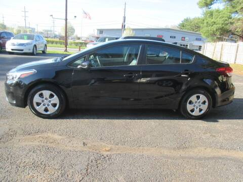 2017 Kia Forte for sale at Home Street Auto Sales in Mishawaka IN