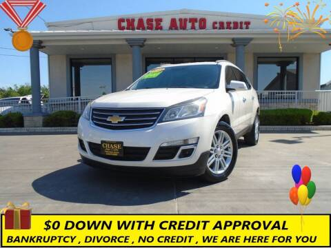 2013 Chevrolet Traverse for sale at Chase Auto Credit in Oklahoma City OK