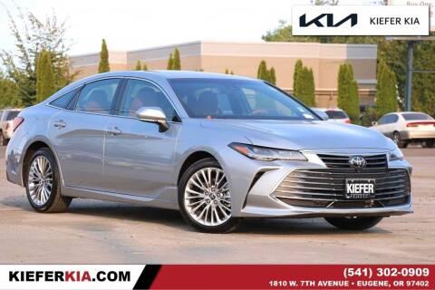 2019 Toyota Avalon for sale at Kiefer Kia in Eugene OR