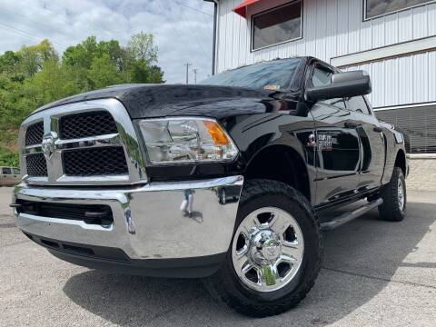 2015 RAM Ram Pickup 3500 for sale at Bailey's Pre-Owned Autos in Anmoore WV