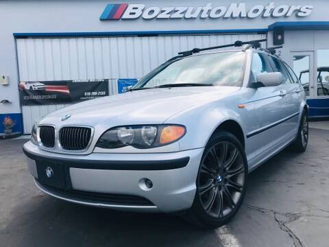 2003 BMW 3 Series for sale at Bozzuto Motors in San Diego CA