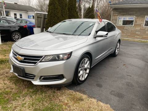2014 Chevrolet Impala for sale at Brucken Motors in Evansville IN