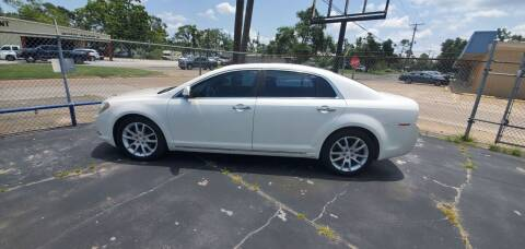2010 Chevrolet Malibu for sale at Bill Bailey's Affordable Auto Sales in Lake Charles LA
