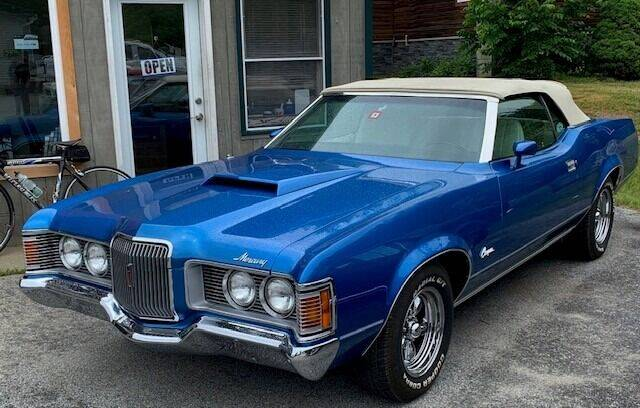 1971 Mercury Cougar for sale at Past & Present MotorCar in Waterbury Center VT