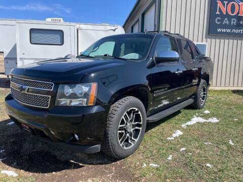 2012 Chevrolet Avalanche for sale at Northern Car Brokers in Belle Fourche SD