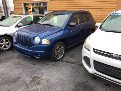 2009 Jeep Compass for sale at American Auto Group LLC in Saginaw MI