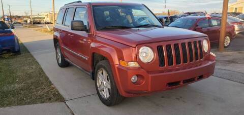 2010 Jeep Patriot for sale at Wyss Auto in Oak Creek WI