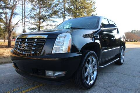 2008 Cadillac Escalade for sale at Oak City Motors in Garner NC