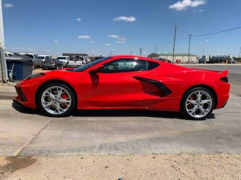 2020 Chevrolet Corvette for sale at Classic Car Deals in Cadillac MI