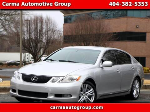 2007 Lexus GS 450h for sale at Carma Auto Group in Duluth GA
