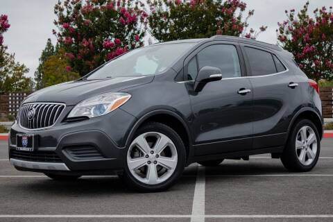 2016 Buick Encore for sale at 605 Auto  Inc. in Bellflower CA