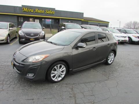 2010 Mazda MAZDA3 for sale at MIRA AUTO SALES in Cincinnati OH