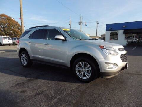 2017 Chevrolet Equinox for sale at Auto Finance of Raleigh in Raleigh NC