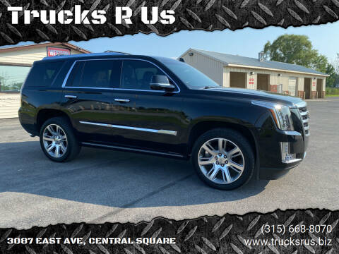 2015 Cadillac Escalade for sale at Trucks R Us in Central Square NY