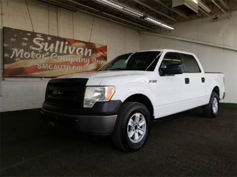 2013 Ford F-150 for sale at SULLIVAN MOTOR COMPANY INC. in Mesa AZ
