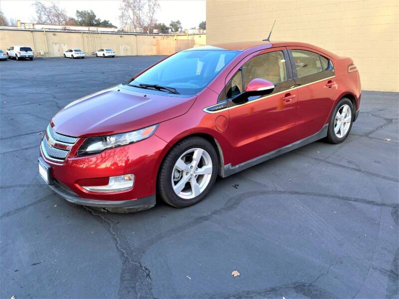 2013 Chevrolet Volt for sale at TOP QUALITY AUTO in Rancho Cordova CA