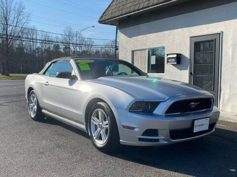 2013 Ford Mustang for sale at Vantage Auto Group in Tinton Falls NJ