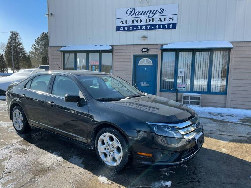 2010 Ford Fusion for sale at Danny's Auto Deals in Grafton WI
