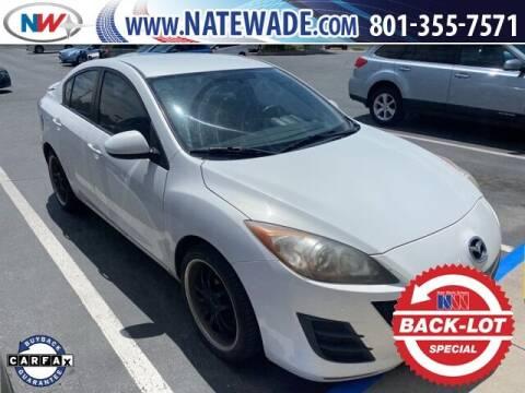 2010 Mazda MAZDA3 for sale at NATE WADE SUBARU in Salt Lake City UT