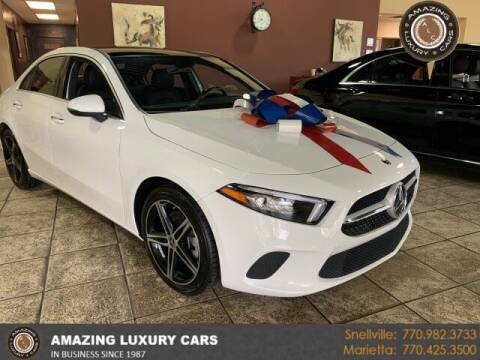 2019 Mercedes-Benz A-Class for sale at Amazing Luxury Cars in Snellville GA