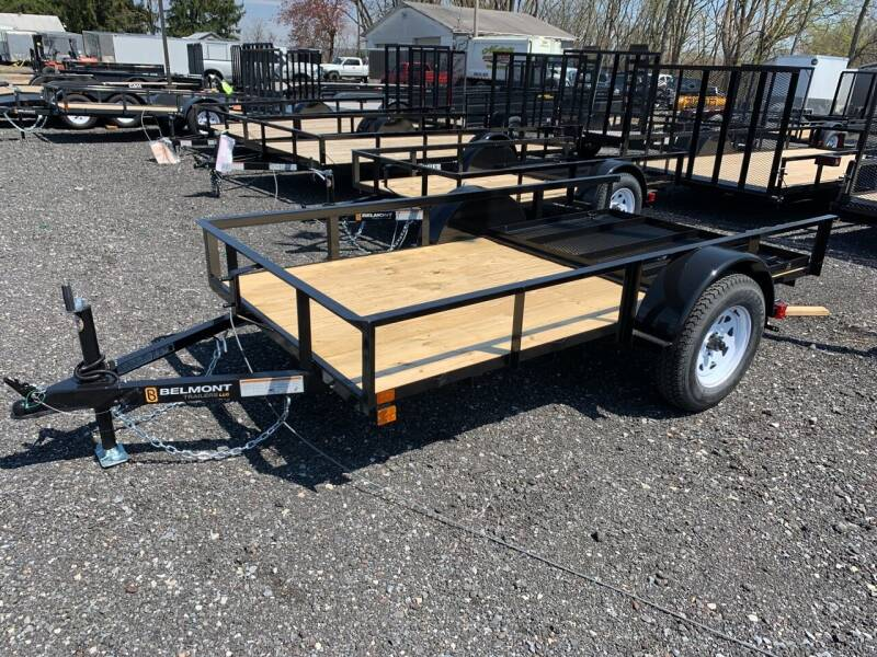 2020 Belmont UT510A for sale at Smart Choice 61 Trailers in Shoemakersville PA