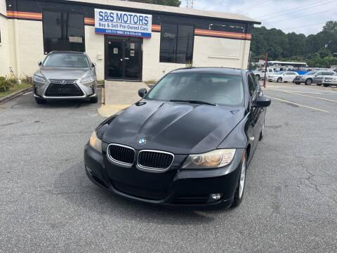 2011 BMW 3 Series for sale at S & S Motors in Marietta GA