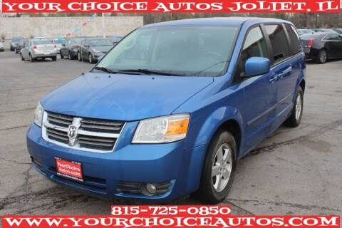 2008 Dodge Grand Caravan for sale at Your Choice Autos - Joliet in Joliet IL