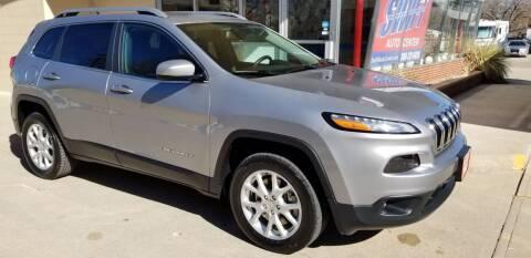 2014 Jeep Cherokee for sale at Swift Auto Center of North Platte in North Platte NE