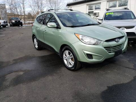 2012 Hyundai Tucson for sale at Highlands Auto Gallery in Braintree MA