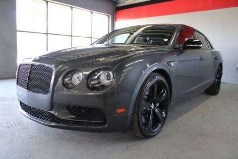 2018 Bentley Flying Spur for sale at Road Runner Auto Sales WAYNE in Wayne MI