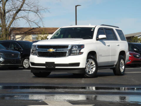 2016 Chevrolet Tahoe for sale at Jack Schmitt Chevrolet Wood River in Wood River IL