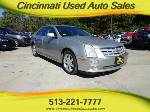 2006 Cadillac STS for sale at Cincinnati Used Auto Sales in Cincinnati OH
