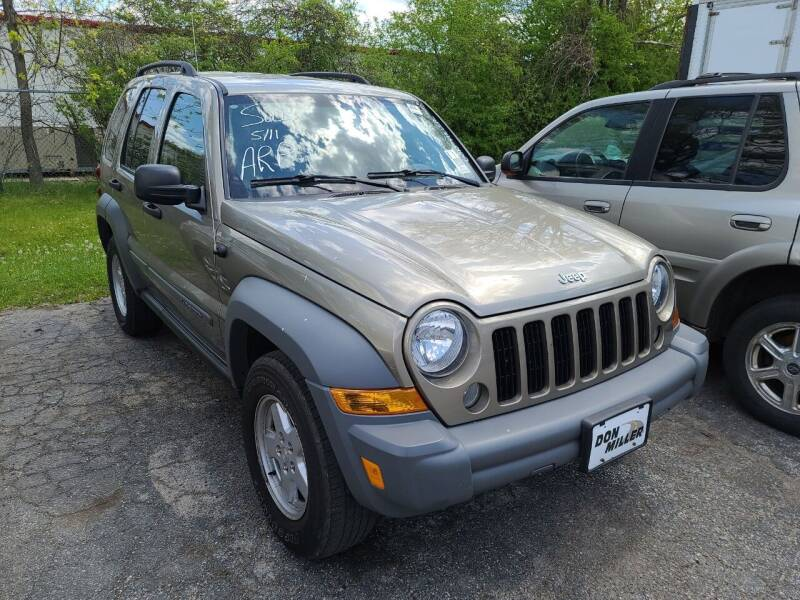 2005 Jeep Liberty for sale at ARP in Waukesha WI