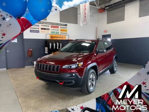 2019 Jeep Cherokee for sale at Meyer Motors in Plymouth WI