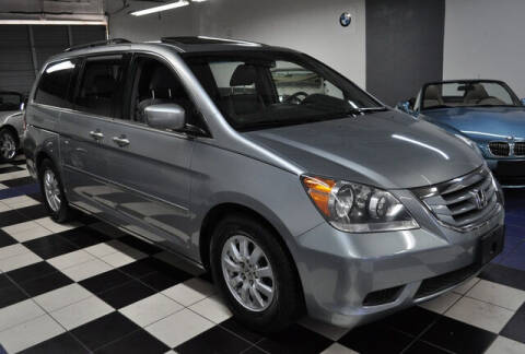2010 Honda Odyssey for sale at Podium Auto Sales Inc in Pompano Beach FL