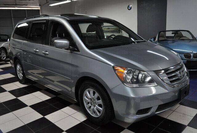 2010 Honda Odyssey for sale at Podium Auto Sales Inc in Pompano Beach FL